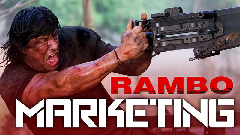 Marketing do Rambo